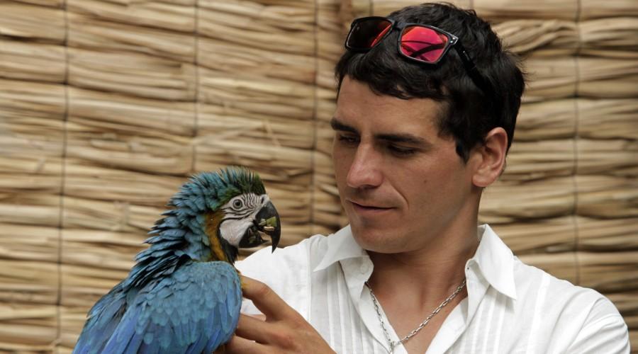 ¡Sí se pudo!: Pangal Andrade levantó su hotel tras aluvión que lo afectó hace 4 meses