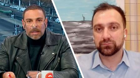 Pase de Movilidad: Revive el tenso debate entre Neme y secretario del Colmed en Mucho Gusto