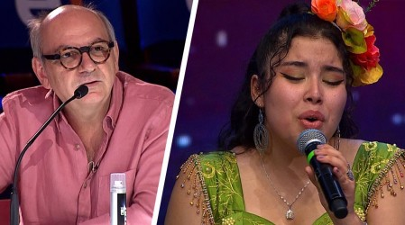 El Botón de Oro de Gnecco: Juliana Ángel González logró cautivar al jurado más duro de Got Talent Chile