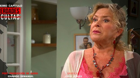 Avance: María Luisa no dejará que Agustina se involucre con Cris