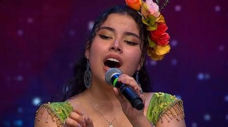 ¡En exclusiva! Juliana Ángel, la ganadora del Botón de Oro Got Talent conversa con Mega