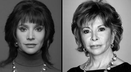 """Daniela Ramírez y su encuentro con Isabel Allende antes de la serie: """"Hicimos un pacto, creo yo, simbólico"""""""