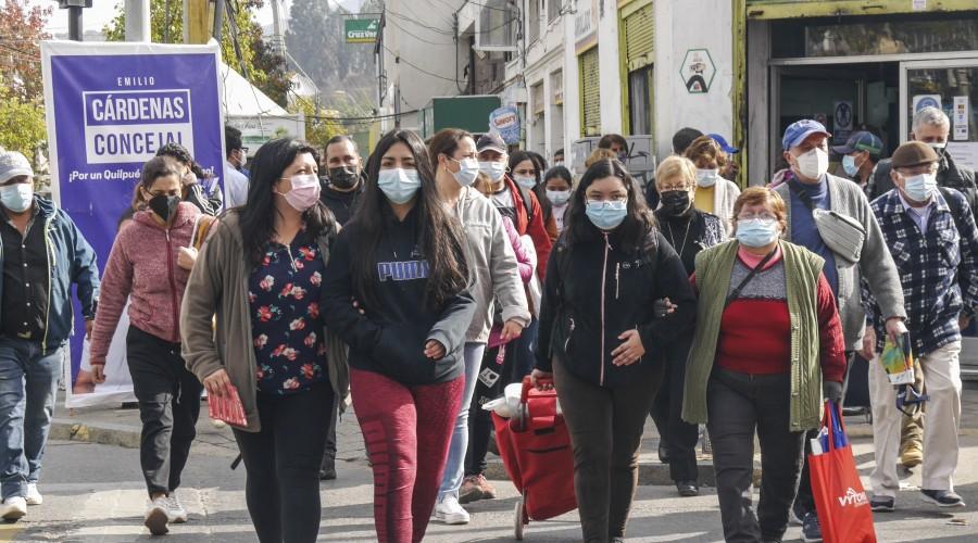 ¡Salen de Cuarentena!: 5 comunas avanzan a Transición este jueves 27 de mayo