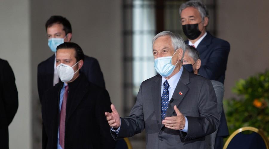 IFE Universal al 100% de los hogares del RSH: Presidente Piñera anuncia nueva ampliación del beneficio