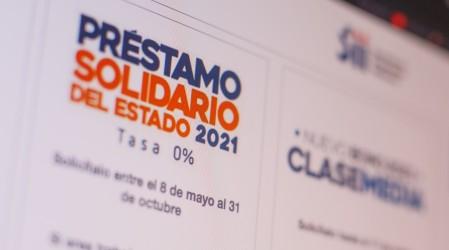 Préstamo Solidario 2021: Conoce los requisitos para acceder al pago de $650.000 en junio