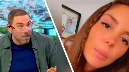 """¡No hablen huev...!: José Antonio Neme pierde la paciencia con Cata Vallejos y supuestas """"vacunas magnéticas"""""""