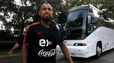 Eliminatorias sin el King: Arturo Vidal es covid positivo y se encuentra hospitalizado
