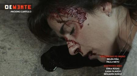Avance: Teresa será atropellada