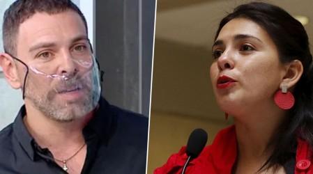 """""""Es una súper falta de respeto este debate"""": Tensión entre Neme y Diputada Cariola tras discusión por AFP"""