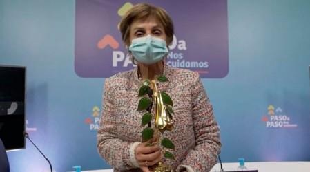 Paula Daza se corona como nueva Reina del Copihue de Oro