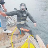 Las aventuras extremas de Mariana Derderián en la costa del Biobío