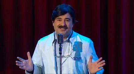 """Las hilarantes presentaciones de los médicos del """"Club de la Colmedia"""""""