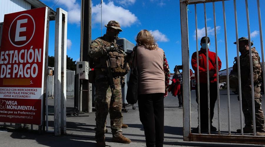 11 comunas vuelven vuelven a Cuarentena este jueves 10 de junio