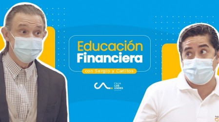 Carlitos y Don Sergio de Edificio Corona te ayudan a evitar problemas financieros