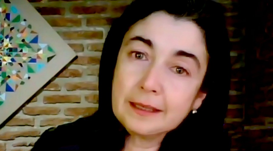 """""""Siento que aún me ama"""": El emotivo relato de Paulina Urrutia y la lucha contra el Alzheimer de su marido"""