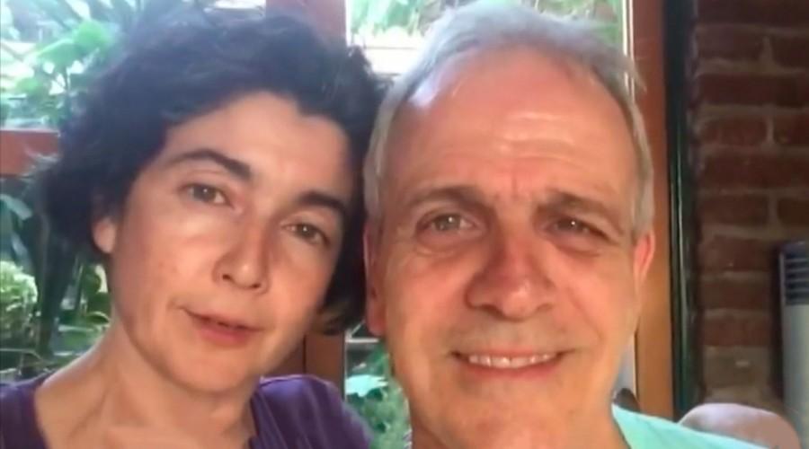"""""""Hemos sido muy afectados con la pandemia"""": Paulina Urrutia por el avance del Alzheimer que afecta a su marido"""