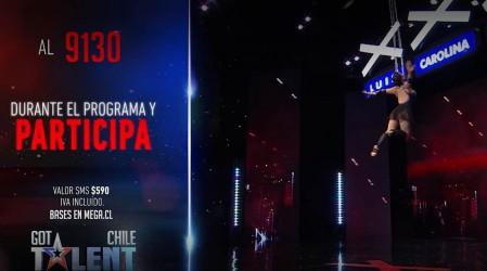 ¡Gana $500 mil! Solo tienes que escoger a tu participante favorito de Got Talent Chile