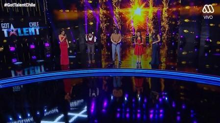 Semifinales Got Talent Chile: Diddy King y Hans Brauckmann fueron los ganadores de la noche