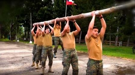 Tiembla Rambo: Miguelito se convierte en el soldado más rudo del planeta