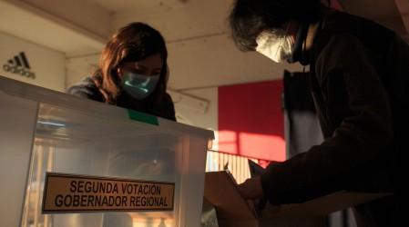 Sigue el minuto a minuto de la segunda vuelta de las elecciones de gobernadores regionales