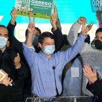 Claudio Orrego se convierte en el primer gobernador electo de la Región Metropolitana