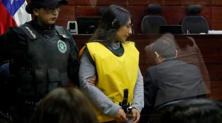 Recibió el IFE de los hijos de su víctima: Autora del crimen de Nibaldo Villegas cobró bono en la cárcel