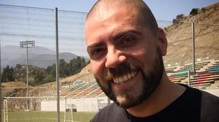 Todo un TikToker: Alejandro Arriagada se luce en la plataforma social junto a sus hijas