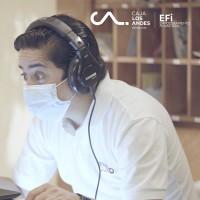 Carlitos está aprendiendo a ordenar sus gastos con los cursos de educación financiera de Caja Los Andes