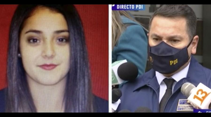PDI detiene a dos sospechosos tras la muerte de funcionaria de 25 años baleada en operativo