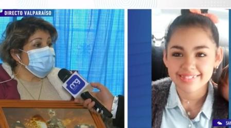 """""""Yo ya tengo identificado quién es"""": Madre de Nayareth habla sobre el sospechoso con quien estaría la menor"""