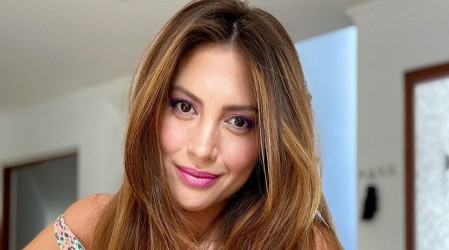 """Estoy chata de estar triste"": Karen Bejarano relata la fuerte crisis de angustia por la que atravesó"