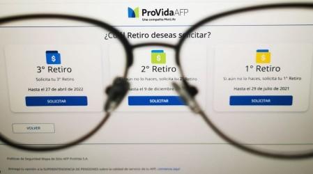 Retiros del 10%: Conoce los plazos máximos para realizar cada uno de los tres retiros de las AFP