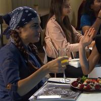 Martina le contó a Olivia su razón de enojo con Cristóbal