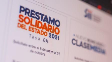 Préstamo Solidario junio: Conoce el plazo para solicitar el crédito estatal que entrega un monto de $650 mil