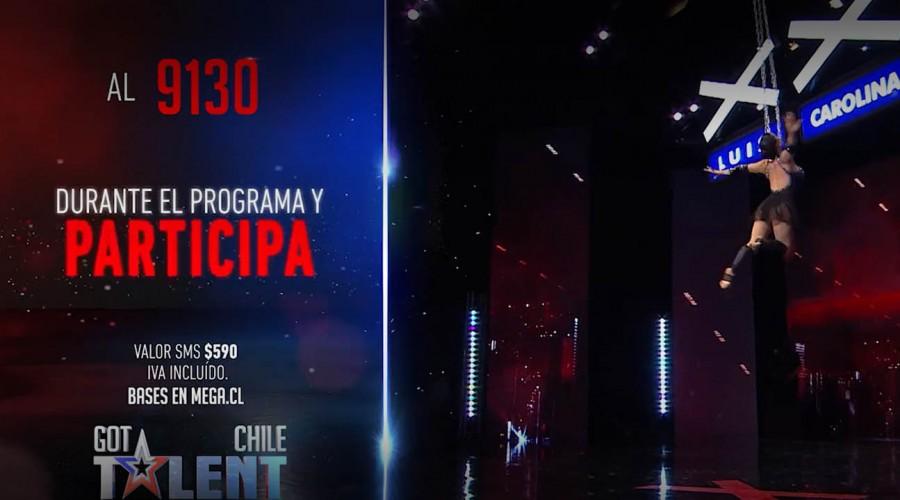 ¡Vota por tu artista favorito en Got Talent Chile y participa por $500 mil!