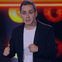 Se ganó el cariño del público: El humor de Luis Miranda se llevó el premio de la noche