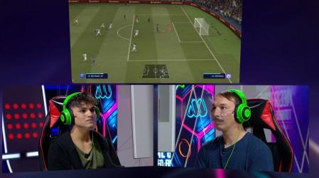Torneo Mega Game: Influencers y actores se enfrentaron en FIFA 21 para avanzar a la siguiente ronda