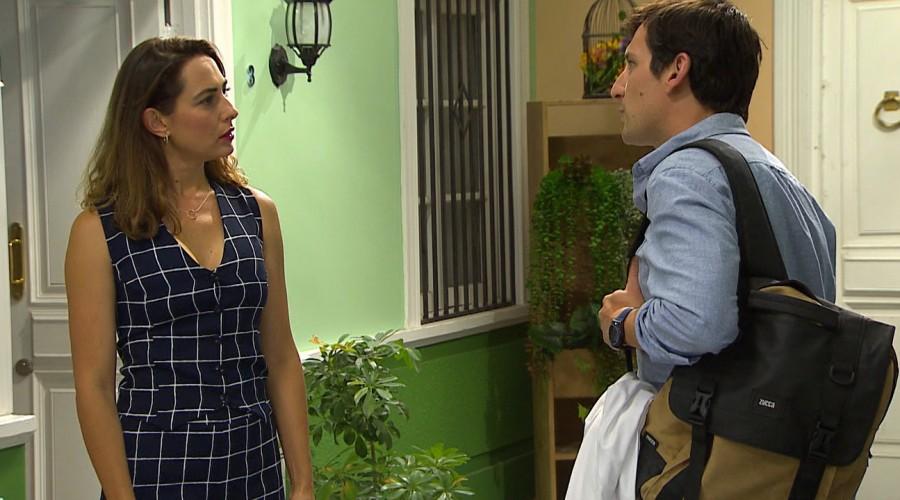El enfrentamiento entre Julieta y Benjamín