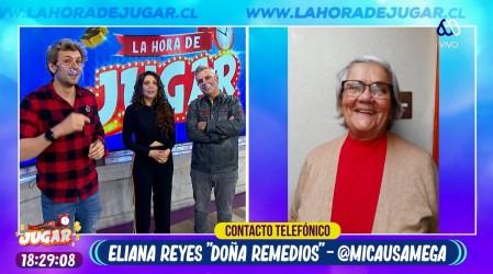 Revive la entrevista en vivo de Doña Remedios en La Hora de Jugar