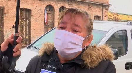 Indignante situación: Locataria de kiosko denuncia que Municipalidad de Independencia lo demolió sin aviso