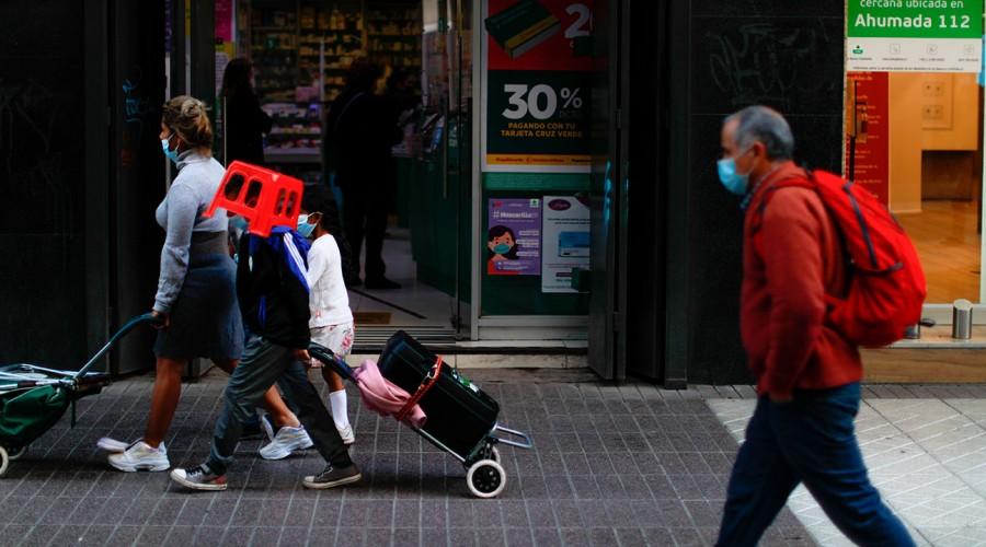A Cuarentena y Transición: Revisa las comunas que retroceden de fase este sábado 26 de junio