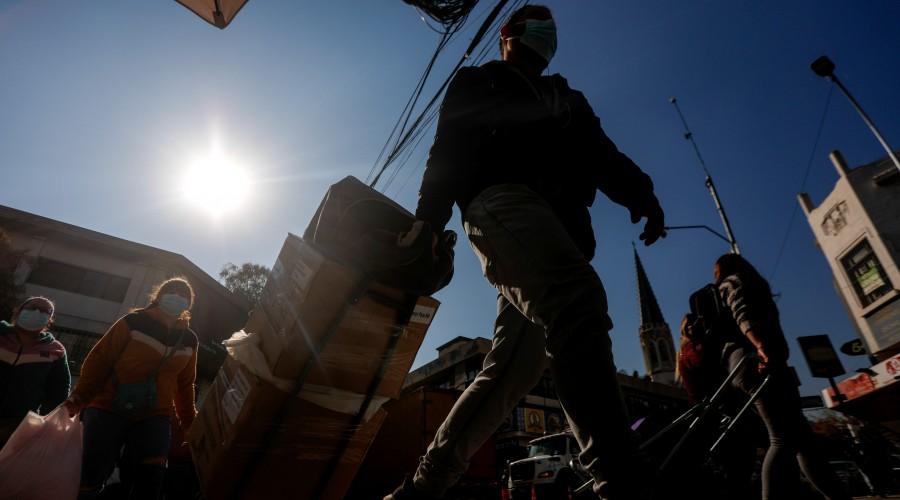 A Transición: 24 comunas de la Región Metropolitana salen de Cuarentena el martes 29 de junio