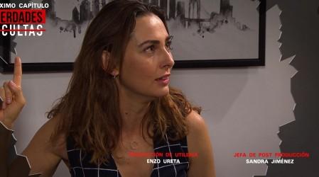 """""""Es una manipuladora"""": Seguidores de Verdades Ocultas se indignaron con la amenaza de Julieta"""