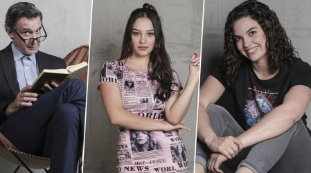 ¿Te lo perdiste? Revive la entrevista a Pancho Melo, Vivianne Dietz e Hitzka Nudelman