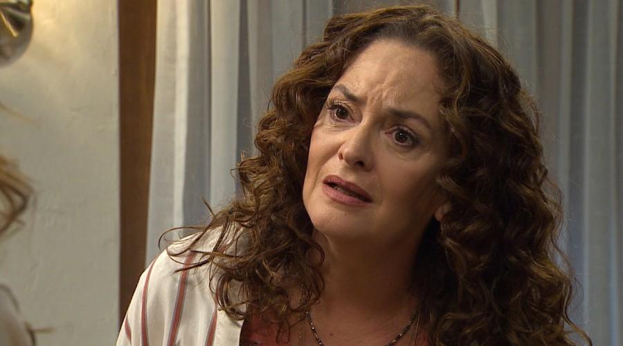 Agustina encaró a Samanta por ser la amante de Ricardo