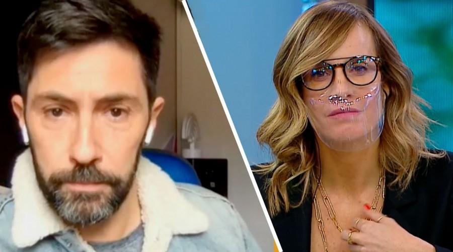 """Le robaron su WhatsApp con """"concurso"""" de nuestro matinal: Romeo Singer denunció usurpación de su cuenta"""