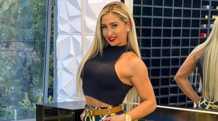 ¡Regresa a la TV!: Luli adelanta que volverá a las pantallas y a las competencias fitness