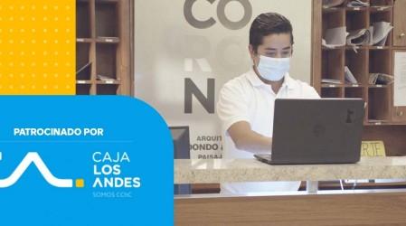 Carlitos se volvió fanático del ahorro con los cursos de educación financiera de Caja Los Andes