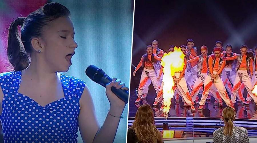 Serely Cuadra y Stomp Crew nos revelan cómo se preparan para la gran final de Got Talent Chile