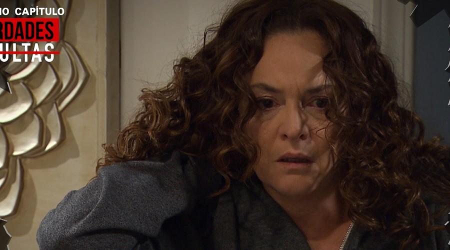Avance: Agustina creerá que Cris mató a Ricardo